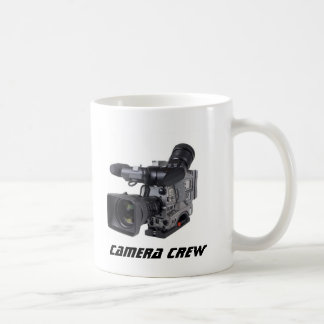 professional video camera coffee mug