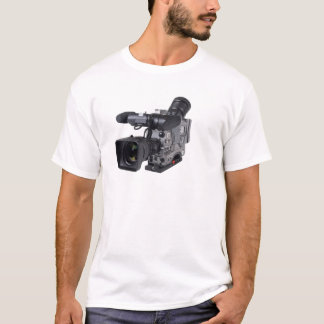 professional video camera T-Shirt