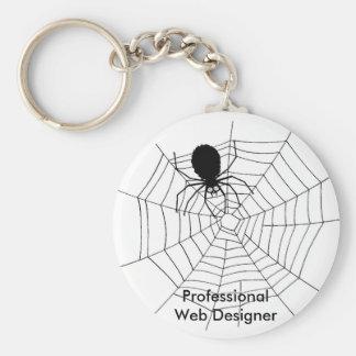 Professional Web Designer! - Keychain
