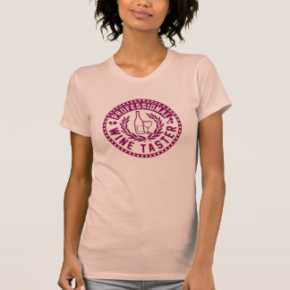Professional Wine Taster T Shirt