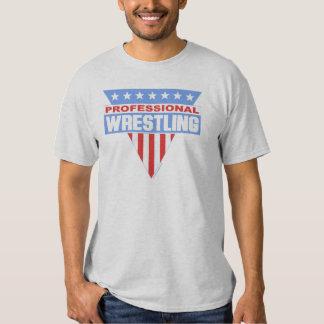 Professional Wrestling T Shirt