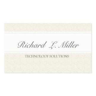 Professionals Cute Elegant Simple Customization Business Card