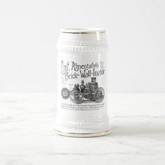 Professor Ahnentafel's Brick-Wall-Inator Beer Stein