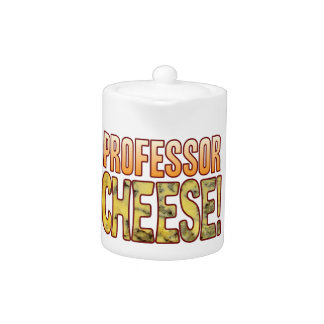 Professor Blue Cheese Teapot