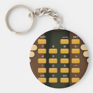 Professor Calculator Keychain