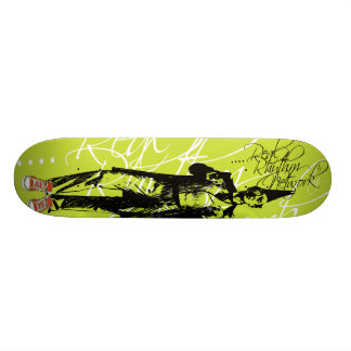 """""""Professor Fresh"""" Skateboard"""