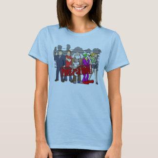"Professor Hobo ""Unusual Suspects"" Women's T-shirt"