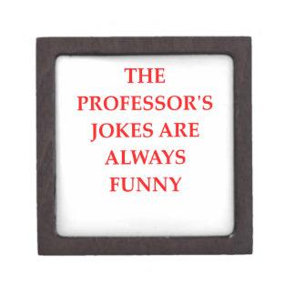 PROFESSOR JEWELRY BOX