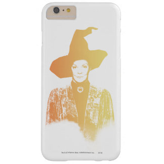 Professor Minerva McGonagall Barely There iPhone 6 Plus Case