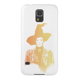 Professor Minerva McGonagall Cases For Galaxy S5