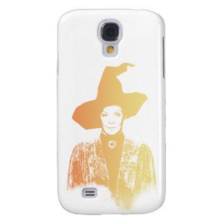 Professor Minerva McGonagall Galaxy S4 Cover