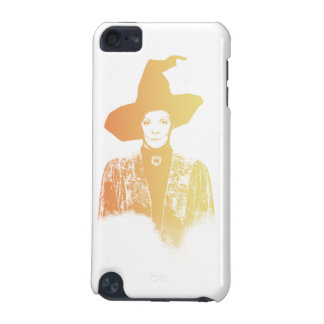 Professor Minerva McGonagall iPod Touch 5G Covers