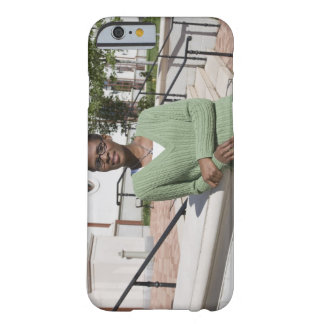 Professor on campus barely there iPhone 6 case