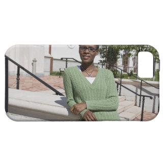 Professor on campus iPhone 5 cases