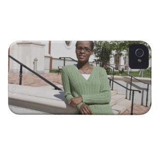 Professor on campus iPhone 4 cases