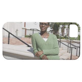 Professor on campus iPhone 5 cover