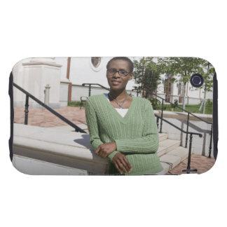 Professor on campus iPhone 3 tough cover