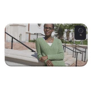 Professor on campus iPhone 4 case
