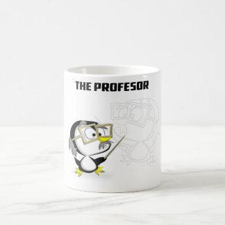 Professor Penguin Coffee Mug