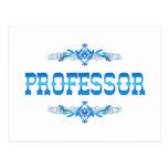 PROFESSOR POSTCARDS
