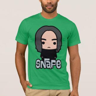 Professor Snape Cartoon Character Art T-Shirt