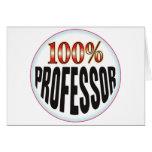 Professor Tag Cards