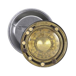 Professor Temple's Adaptive Marconiscope 2 Inch Round Button