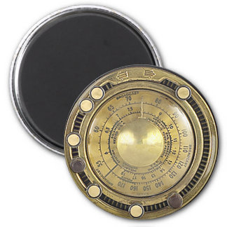 Professor Temple's Adaptive Marconiscope 2 Inch Round Magnet