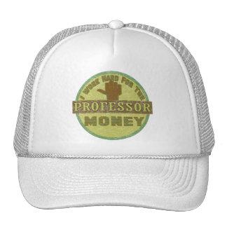 PROFESSOR TRUCKER HAT