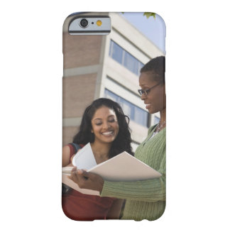 Professor with student barely there iPhone 6 case