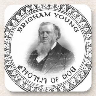 ¡Profeta de Brigham Young de la edición del Posavaso