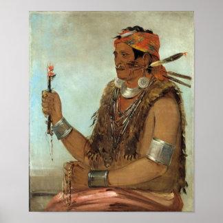 Profeta del Shawnee Impresiones