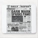 Profeta diario Front Page Tapete De Ratones