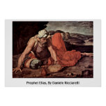Profeta Elias, por Daniela Ricciarelli Impresiones