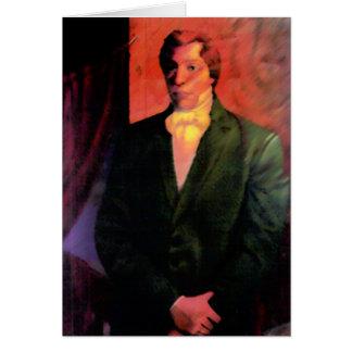 PROFETA MORMÓN JOSEPH SMITH DE LDS TARJETA DE FELICITACIÓN