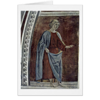 Profeta. Por Piero della Francesca Felicitaciones