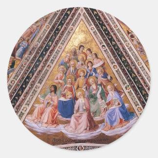 Profetas del Fra Angelico- Pegatina