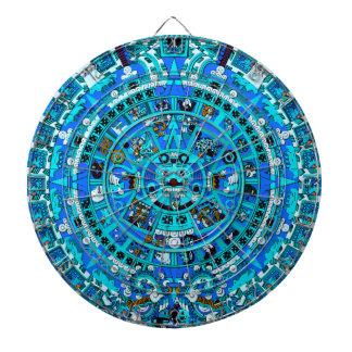 ~ profético maya antiguo del Dartboard del diseño