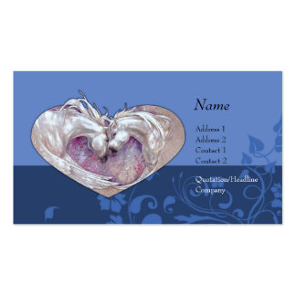 Profile Card -Pegasus Heart