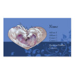 Profile Card -Pegasus Heart Double-Sided Standard Business Cards (Pack Of 100)