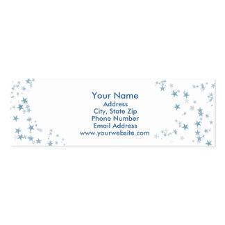 Profile Card - Scattered Stars