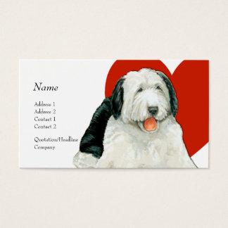 Profile Card - Sheepdog