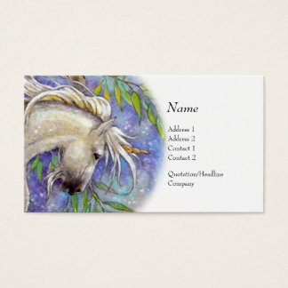 Profile Card - Unicorn