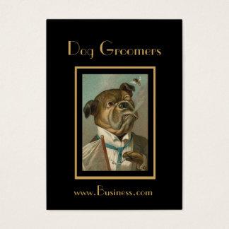 Profile Card Vintage Dog Groomers
