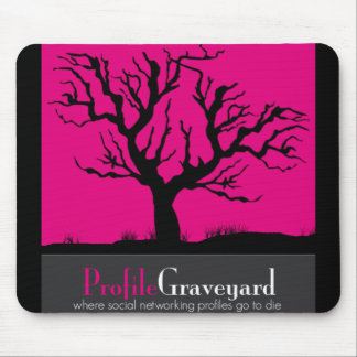 Profile Graveyard Mousepad