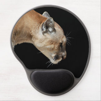 Profile of a Cougar Gel Mouse Pad