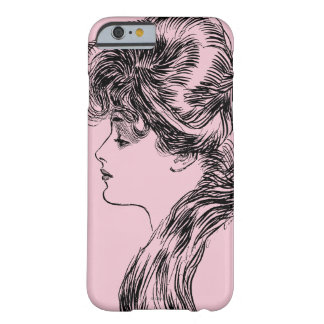 Profile Of A Gibson Girl, 1903 Barely There iPhone 6 Case