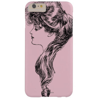 Profile Of A Gibson Girl, 1903 Barely There iPhone 6 Plus Case