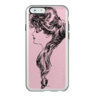 Profile Of A Gibson Girl, 1903 Incipio Feather® Shine iPhone 6 Case