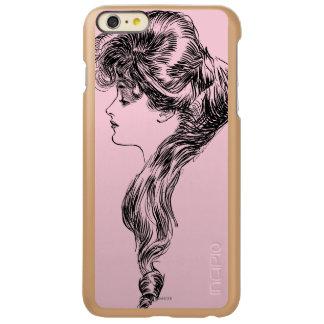 Profile Of A Gibson Girl, 1903 Incipio Feather® Shine iPhone 6 Plus Case